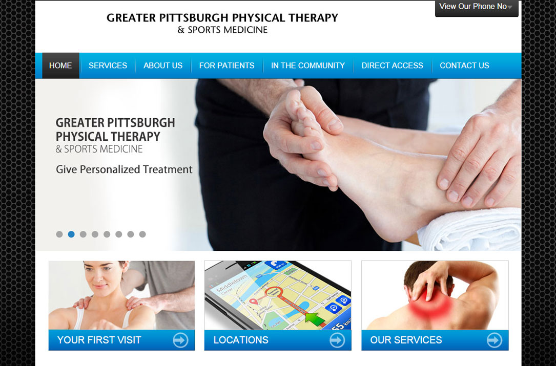 Greater Pittsburgh Physical Therapy