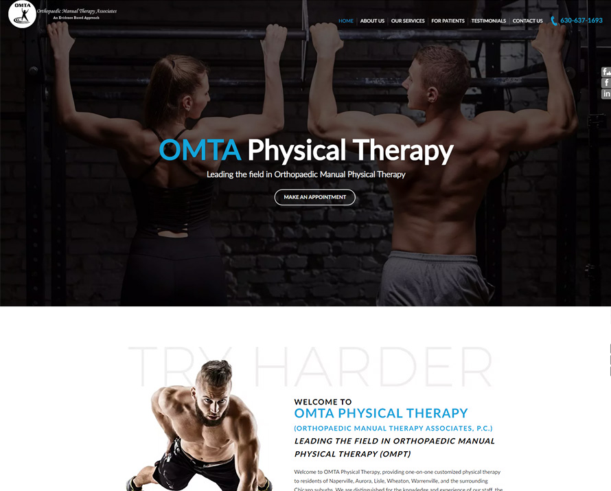 OMTA Physical Therapy