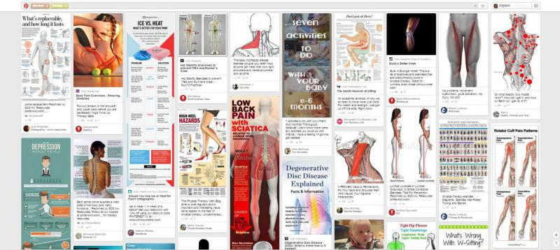 Pinterest For Physical Therapists
