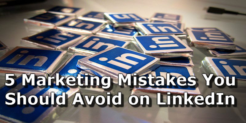 linkedin marketing mistakes physical therapists do