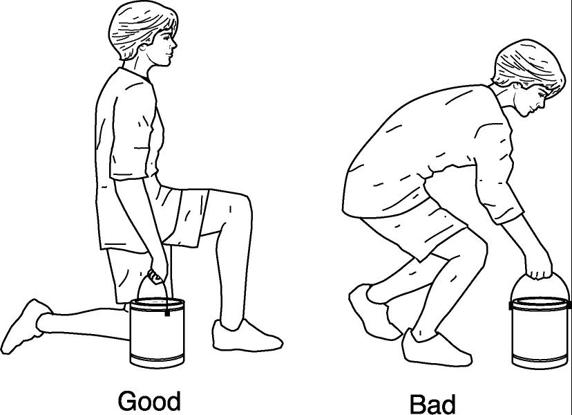 Do's and Don'ts with Low Back Pain