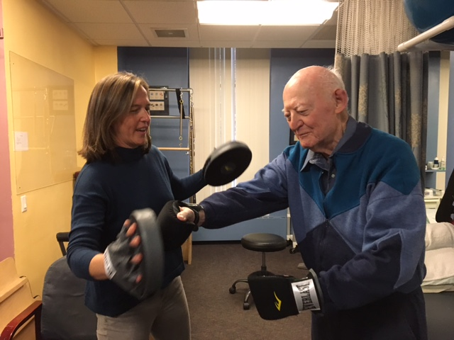 Physical Therapy In Midtown East Manhattan for Parkinson's Disease