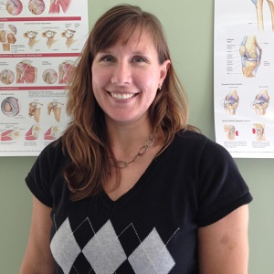 Physical Therapist Rose Wrona