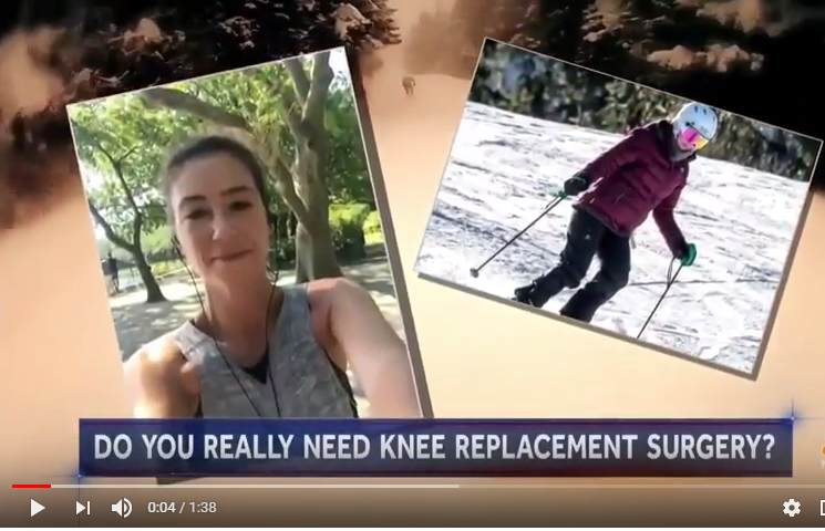 Knee Replacement vs Therapy