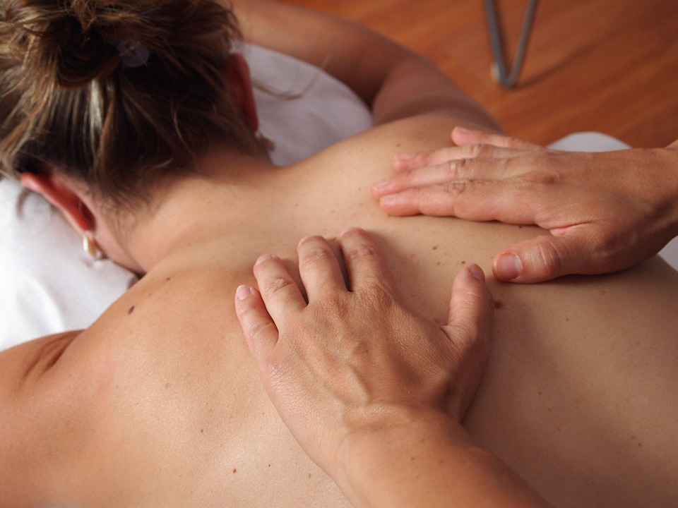 Deep Tissue Massage in Edmonton
