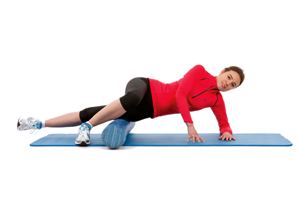 5 Mistakes Runners Make When Foam Rolling