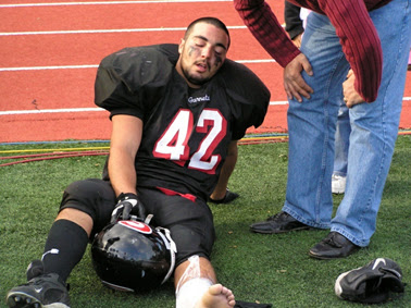 Mistakes Athletes Make When They Get Injured