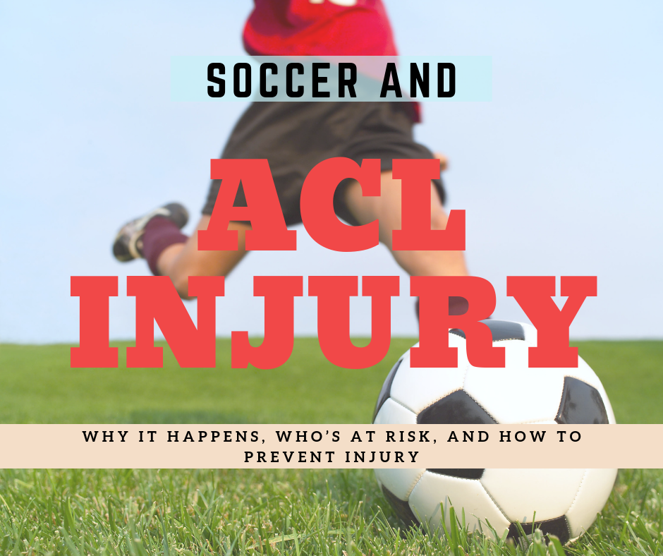 Soccer and ACL Injury