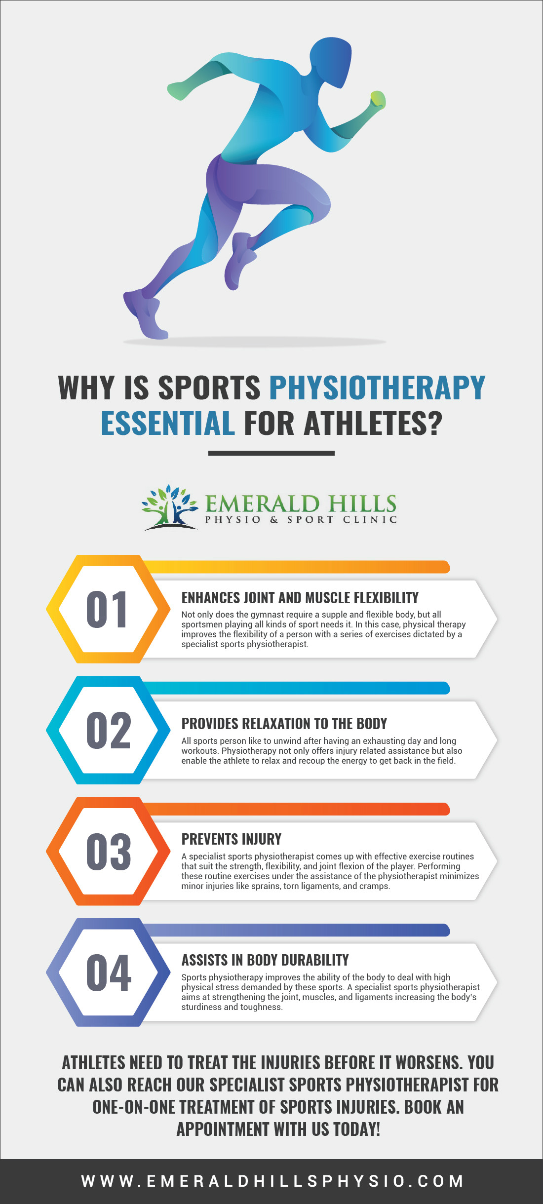 Sports Physiotherapy Essential for Athletes