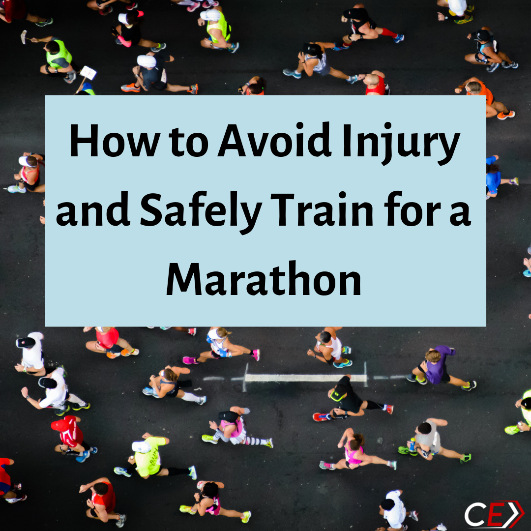 How to Avoid Injury and Safely Train for a Marathon