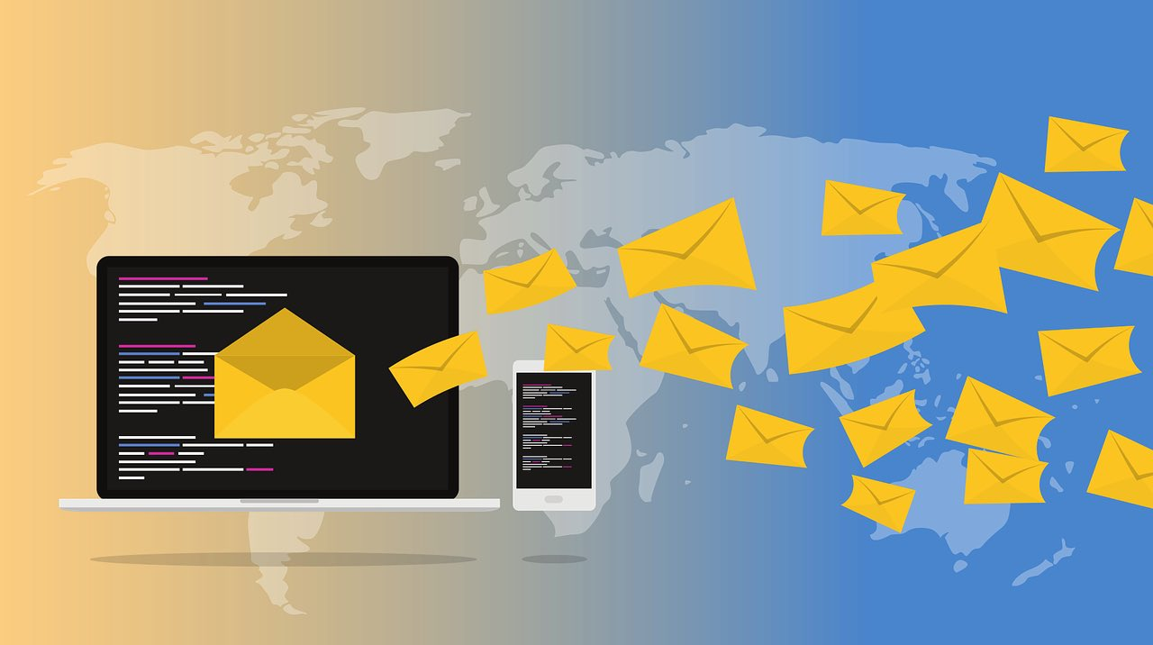 Email marketing from your business to all kinds of devices.