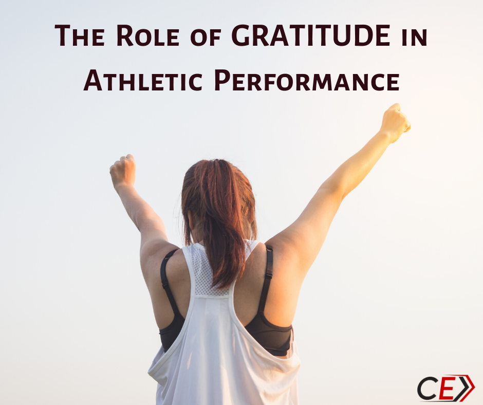 Gratitude in Athletic Performance