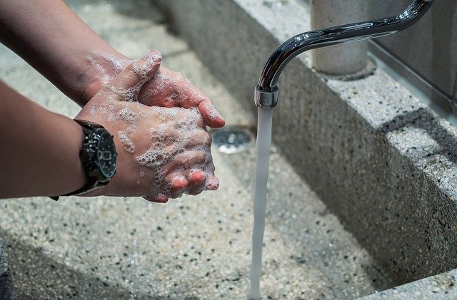 Washing your hands. Sanitizing and Cleaning are a part of the 'new normal'.